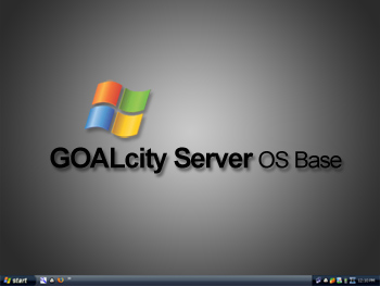 GOALcity Server OS Base