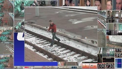 videoanalitica19.jpg Также особо предупреждаются пересечения путей, оставленные одиноко лежать предметы, быстро меняющие скорость люди и многое другое, что требует немедленной реакции