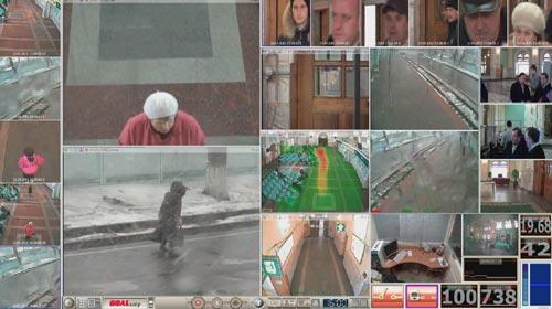 videoanalitica24.jpg Если реакция идет на помеху, например, на стайку голубей, создающих своей детекцией образы людей и машин (ведь компьютер видит пятнами и геометрическими фигурами). В конце концов, оператор выключает динамики и другие формы активного предупреждения
