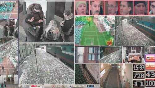 videoanalitica3_sugetj_o_kajdom Высокоскоростные поворотки по очереди сканируют все движущиеся цели и записывают сюжеты о каждой. Они работают так искусно, что мы можем отследить даже, что лежит в чьей-то сумке или какой фирмы у человека телефон. Как видите, это не сказки
