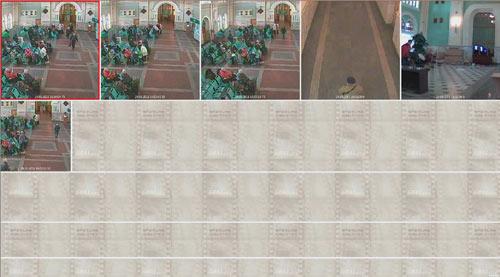videoanalitica33.jpg Dот идет человек через весь зал.