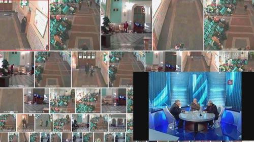 videoanalitica44.jpg Система GOALcity позволяет совмещать видеоконтроль с занятиями другими делами, даже смотреть телевизор, и даже на этом же экране. Поместив его в более старую зону событий, вы особо ничем не рискуете. Наоборот, это даже поможет вам не заснуть, ведь соннабулизм профессиональная болезнь охранников
