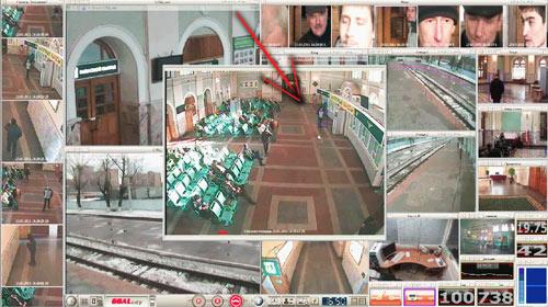 videoanalitica_nechaev_slegenie1 Не залезая в архивы с помощью спецлабовской панели мы легко отслеживаем все ключевые моменты действий этого человека
