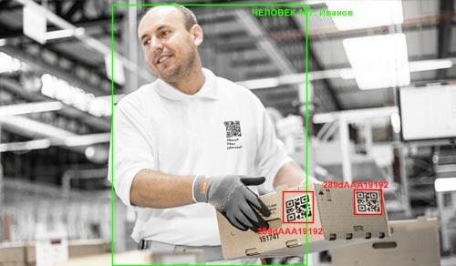 Организация умного видеонаблюдения для склада
